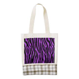 Chronic Pain Tigress Zazzle HEART Tote Bag