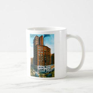 Chronicle Building Coffee Mug