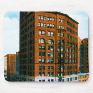 Chronicle Building Mouse Pad