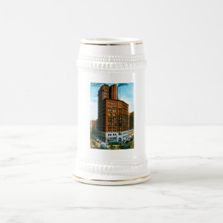 Chronicle Building 18 Oz Beer Stein