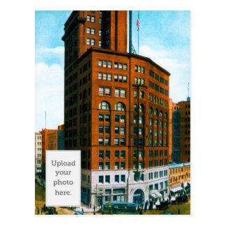 Chronicle Building Postcard