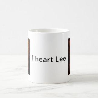 Chronicles of Yavn Mug - I heart Lee
