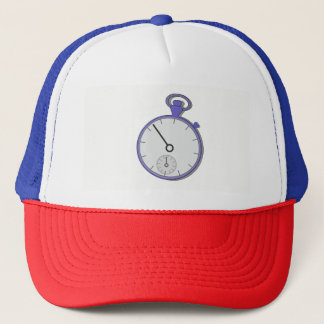Chrono Trucker Hat