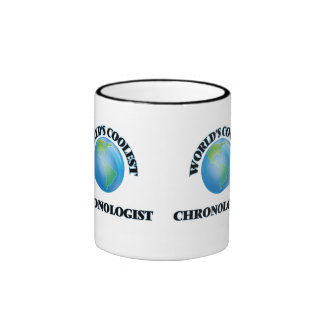 Chronologist más fresco del mundo taza de café
