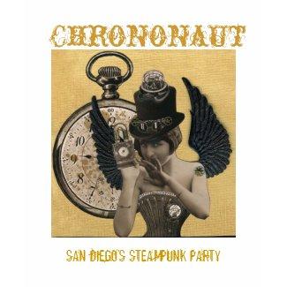 Chrononaut zazzle_shirt