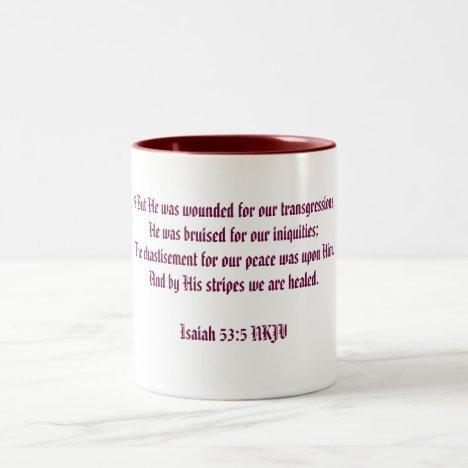 Healed Mug
