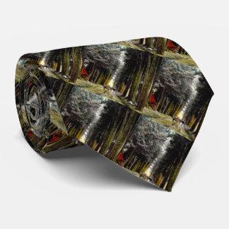 CHRYPTOMERIA AVE TAKAGI Glass Magic Lantern Slide Tie