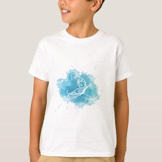 Chrysalis Logo Kids basic tagless T-shirt