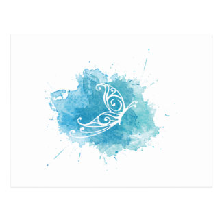 Chrysalis Logo Postcards - horizontal