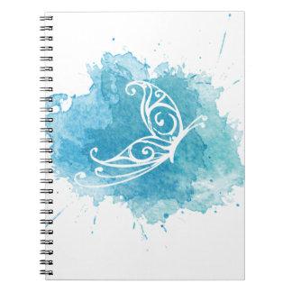 Chrysalis Logo Spiral Notebook