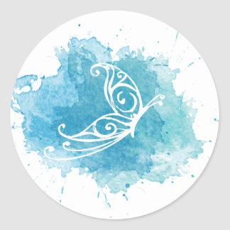 Chrysalis Logo Stickers