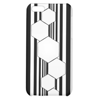 Chrysalis XIII Black White iPhone Case iPhone 5C Covers