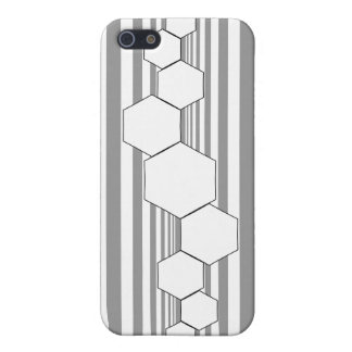 Chrysalis XIII Grey White iPhone Case Cases For iPhone 5