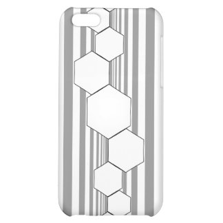Chrysalis XIII Grey White iPhone Case Case For iPhone 5C