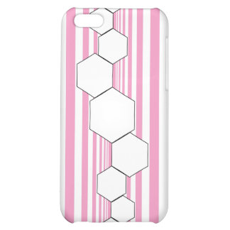 Chrysalis XIII Pink White iPhone Case iPhone 5C Cover