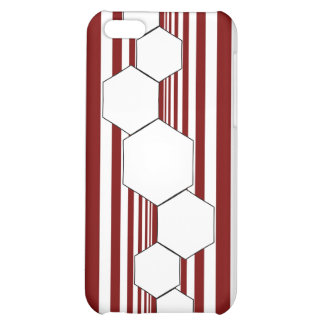 Chrysalis XIII Red White iPhone Case iPhone 5C Covers