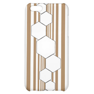 Chrysalis XIII Tan White iPhone Case Case For iPhone 5C