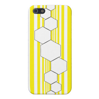 Chrysalis XIII Yellow White iPhone Case Cover For iPhone 5