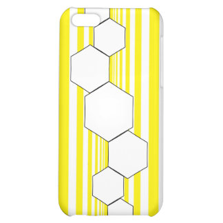 Chrysalis XIII Yellow White iPhone Case Cover For iPhone 5C