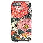 Chrysanthemum and horse-fly, Katsushika Hokusai iPhone 6 Case