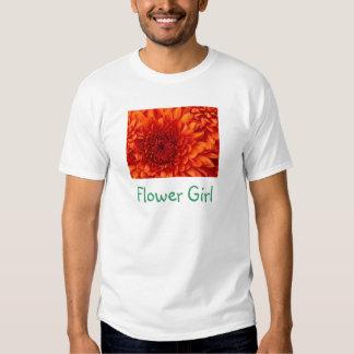 Chrysanthemum, Flower Girl T Shirt