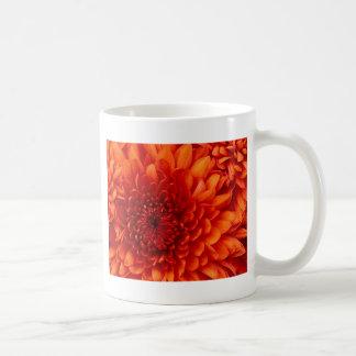 Chrysanthemum Flowers Coffee Mug