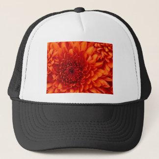 Chrysanthemum Flowers Trucker Hat