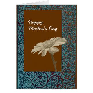 Chrysanthemum for my Mom Card