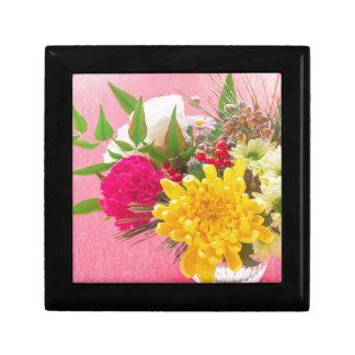 Chrysanthemum Keepsake Box