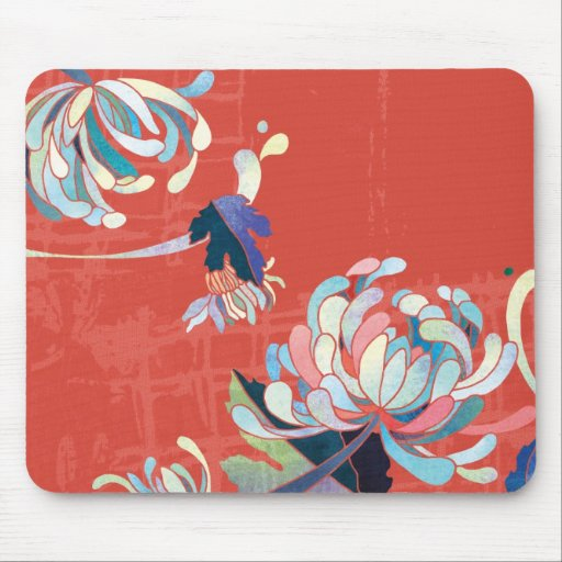 Chrysanthemum Mousepad