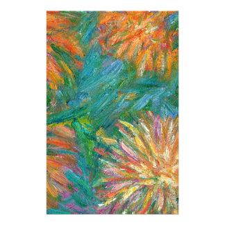 Chrysanthemum Shift Stationery