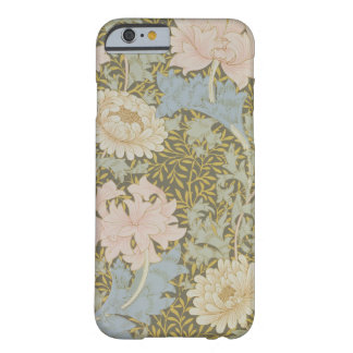 'Chrysanthemum' wallpaper, 1876 (wallpaper) Barely There iPhone 6 Case