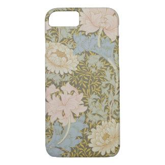 'Chrysanthemum' wallpaper, 1876 (wallpaper) iPhone 7 Case