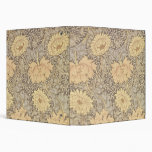 'Chrysanthemum' wallpaper design, 1876 Binders