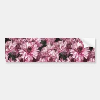 Chrysanthemums Bumper Sticker