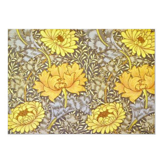 Chrysanthemums by William Morris Card