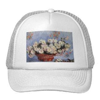 Chrysanthemums - Claude Monet Trucker Hat
