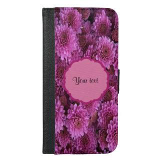 Chrysanthemums iPhone 6/6s Plus Wallet Case