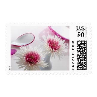 Chrysanthemums Postage