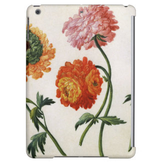 Chrysanthemums (w/c on paper) iPad air cover