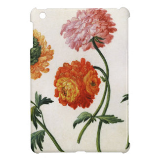 Chrysanthemums (w/c on paper) iPad mini covers
