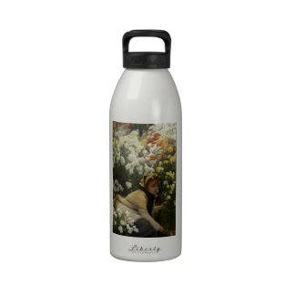 Chrysanthemums Drinking Bottle
