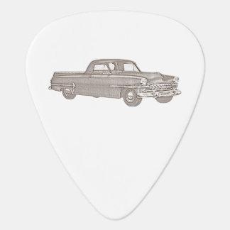 Chrysler 1937  DeSoto Coupe Utility Guitar Pick