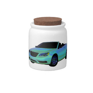 Chrysler 200 Convertible Limited Candy Jar