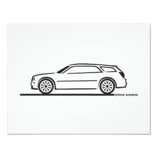 Chrysler 300 Station Wagon Card
