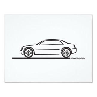 Chrysler 300C Card