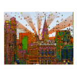 Chrysler Building #2 Postcard