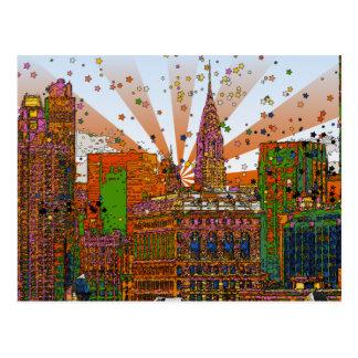 Chrysler Building #2 Postcards