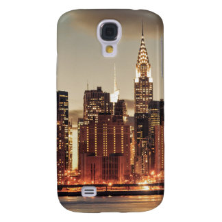 Chrysler Building and NYC Skyline Samsung Galaxy S4 Cases