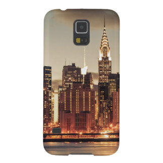 Chrysler Building and NYC Skyline Galaxy S5 Cover